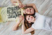 Лавстори. Фотосессия пары в студии в Кирове