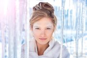 Творческая фотосессия - Зимняя Королева