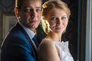 Свадебная фотосессия в кофейне Глобус в Кирове